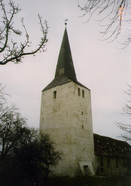 Kirche um 1995