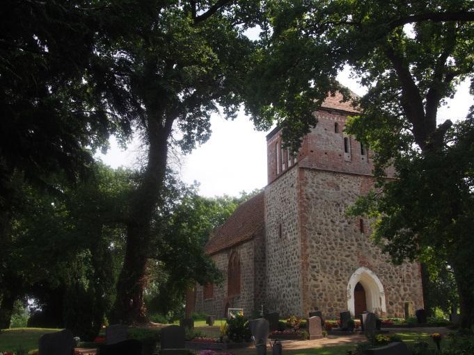 Kirche Unter Brüz