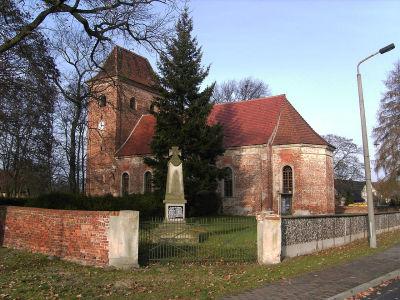 Dorfkirche Vieritz
