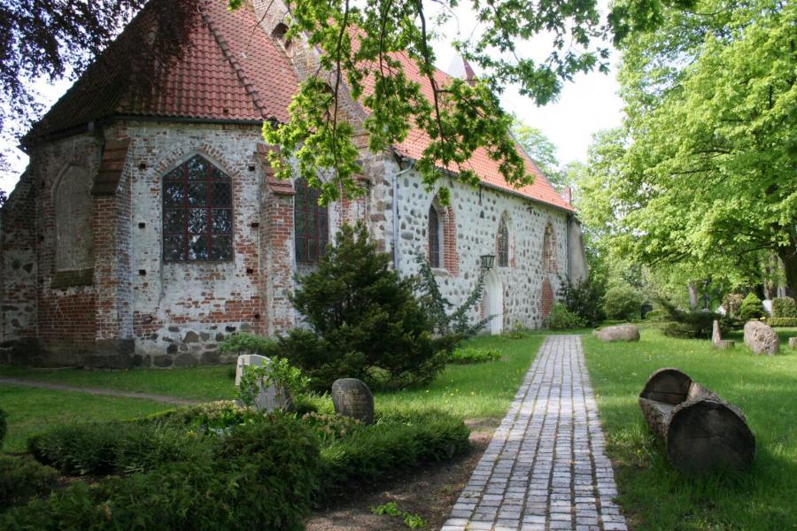 Kirche von Elmenhorst