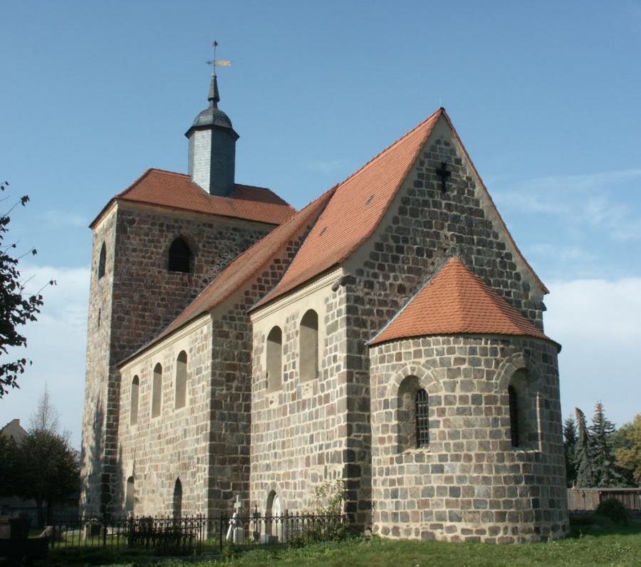 Waltersdorfer Kirche