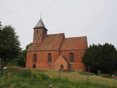Kirche Woosten