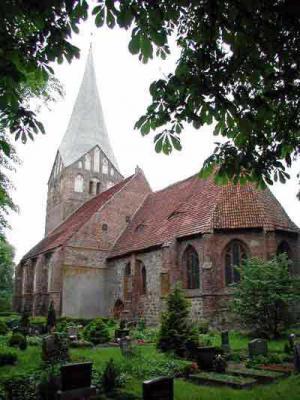 kirche Wusterhausen