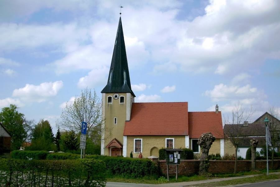 Kirche Gränningen