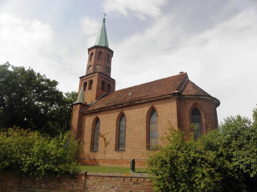 Dorfkirche Parey