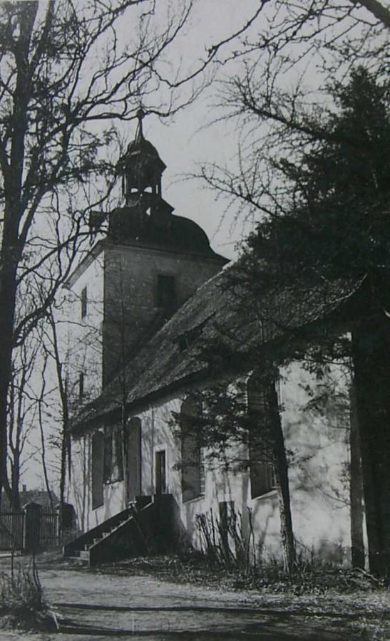 Kirche St. Levin - alte Ansicht