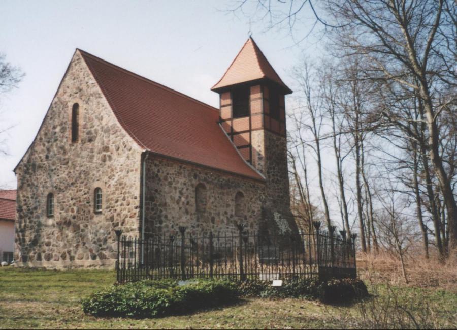 Das Thaersche Grab in Möglin