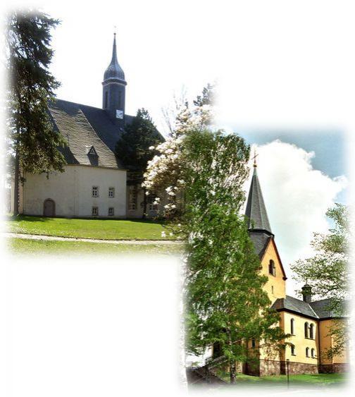 Kirchen Limbach und Kändler 2017