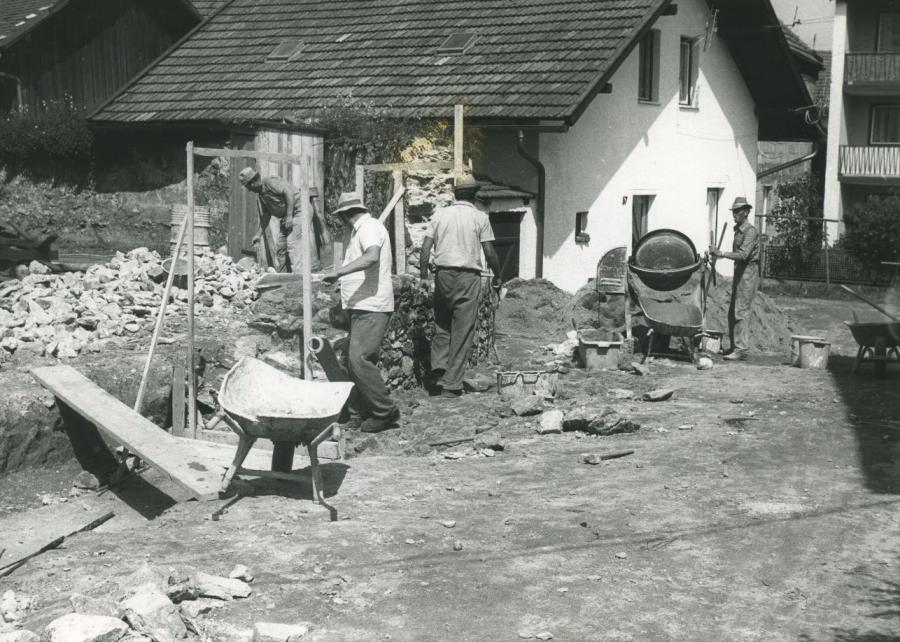 Kirchenbau Miltach 3
