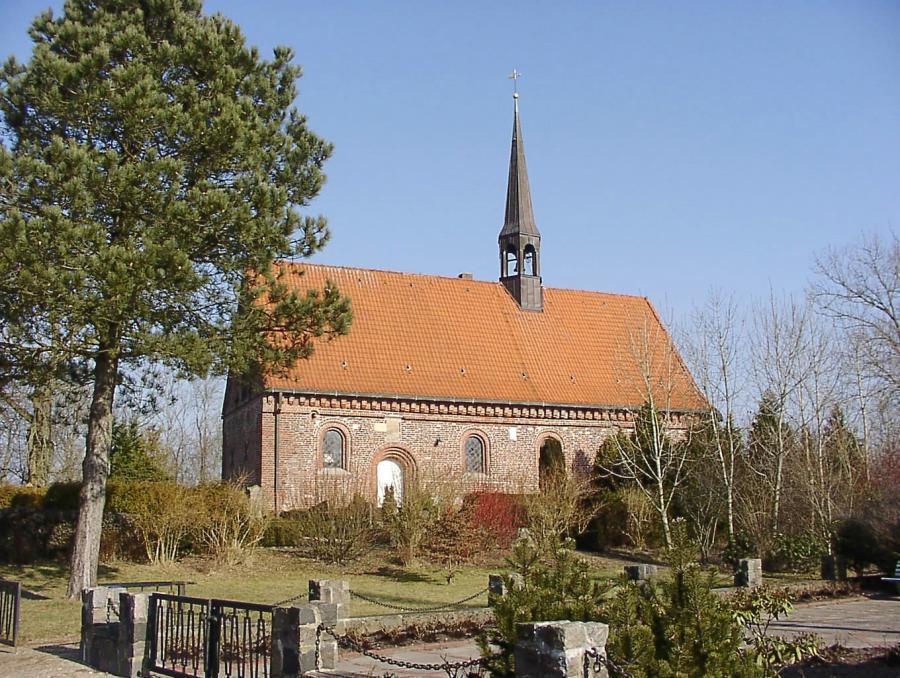 Kirche St. Annen (Foto: Löbkens)