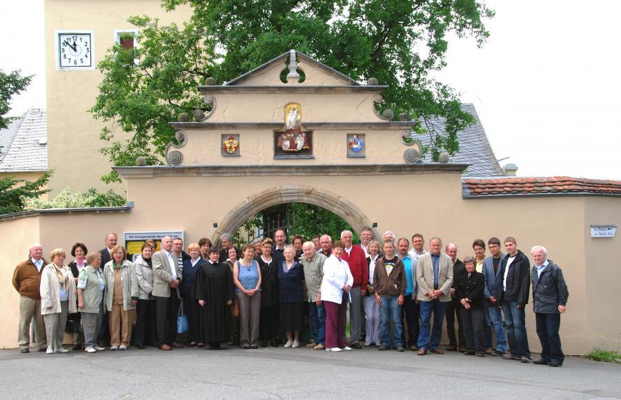 Kirchhofsportal-Maxen