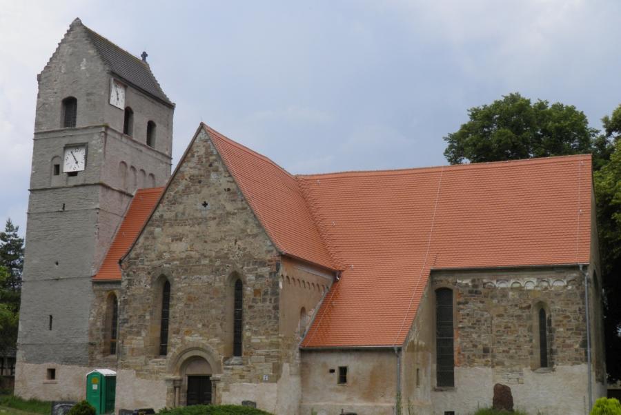 Kirche Kitzen