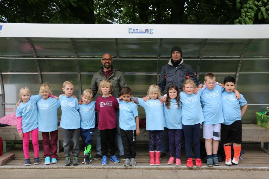Kindergarten-Cup 2019 - Die Vorbrücker Kicker - Kita Vorbrück