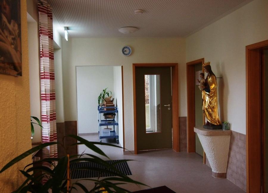 Kita Weinberg -- Eingangsbereich