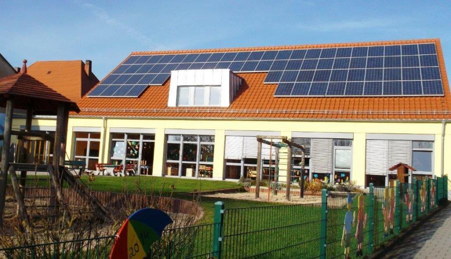 Kindertagesstätte Aurach