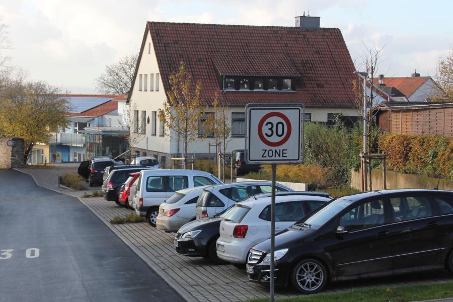 Kita Parkplätze