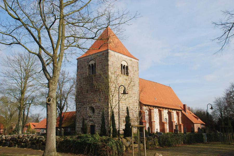 Die Kirchwahlinger Kirche