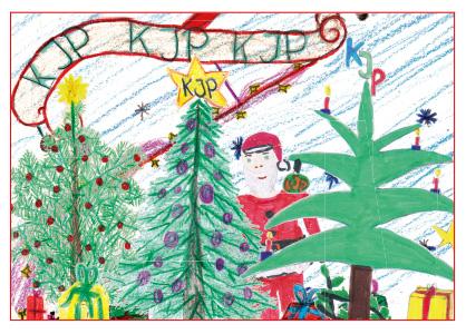 KJP Weihnachtskarte 2016