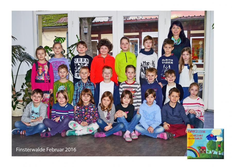 Klasse 2 - 2016