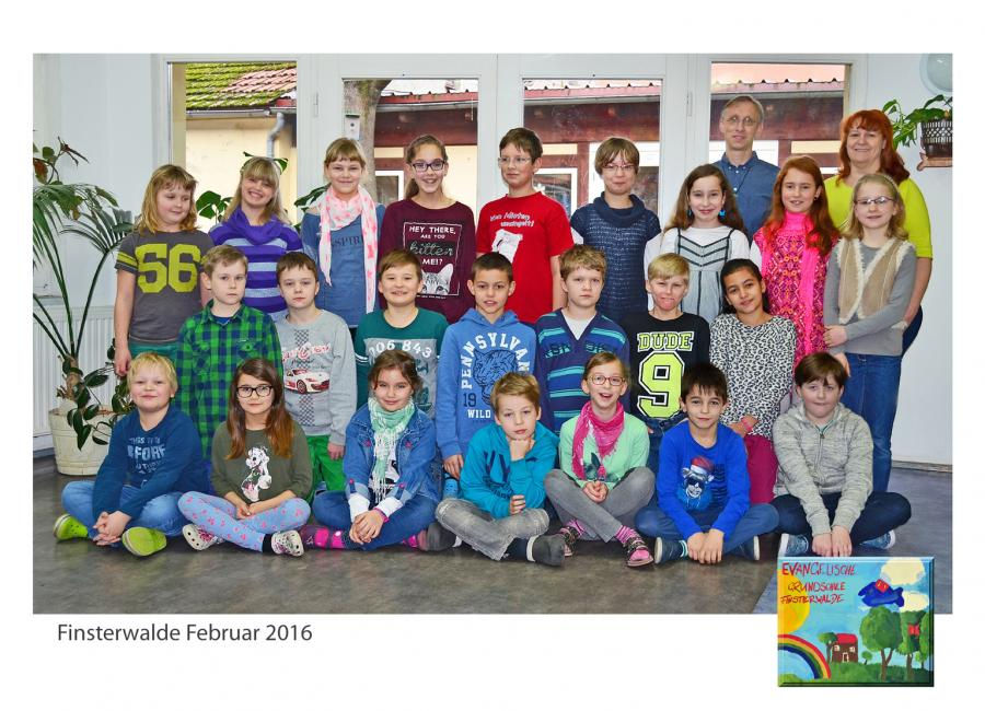 Klasse 4 - 2016
