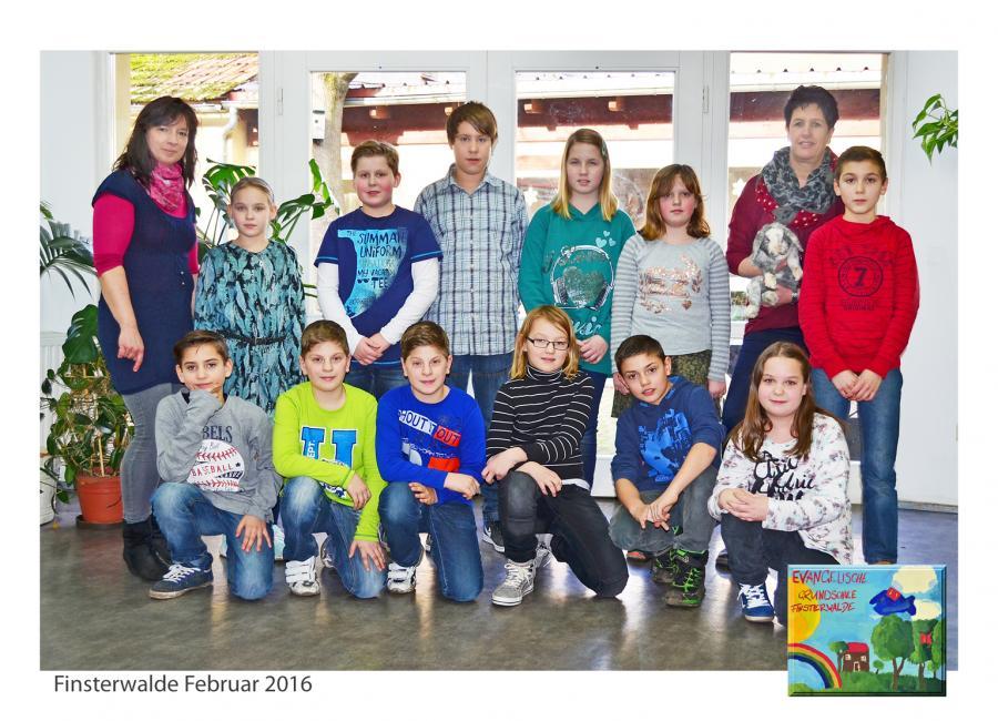 Klasse 5 - 2016