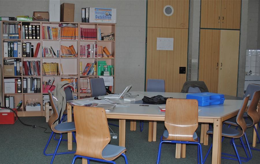Kleines Lehrerzimmer