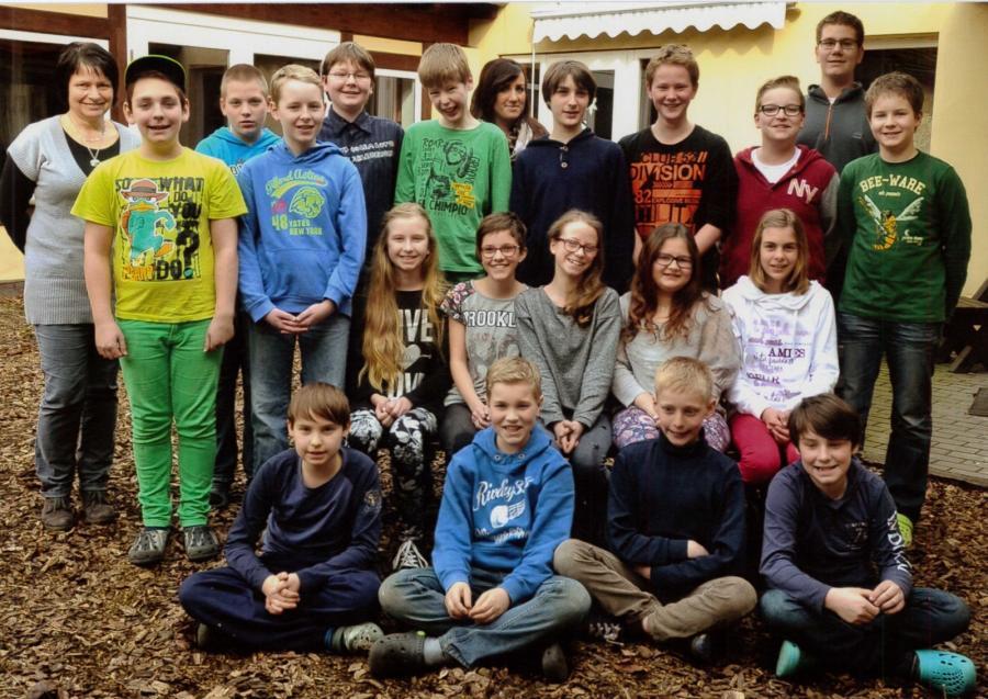 Klasse 6  -  2015