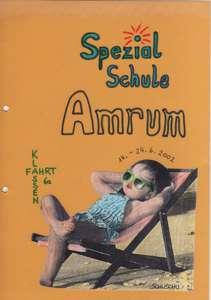 Klassenfart 6A Amrum