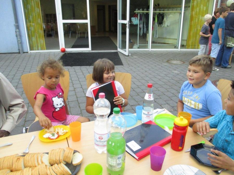 Klassenfest 3b