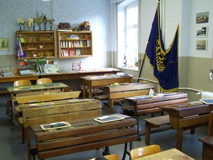 Klassenzimmer alt