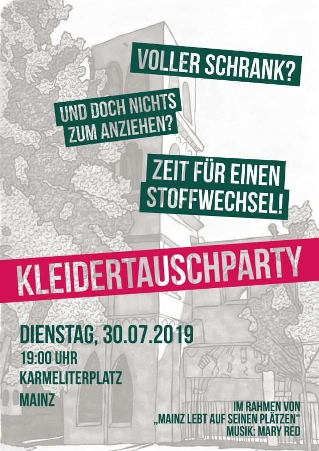 Mainz lebt...Kleidertauschparty
