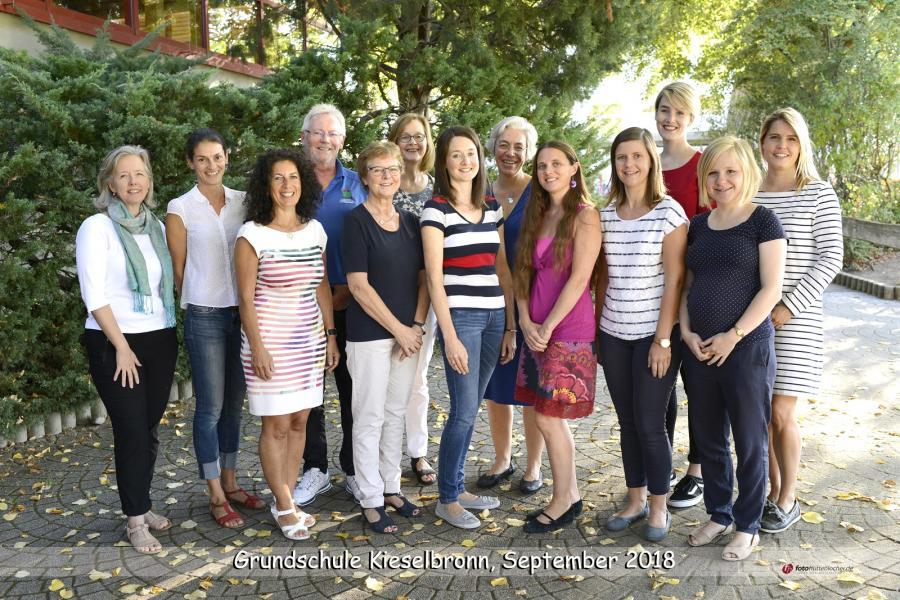 Gruppenfoto Lehrer