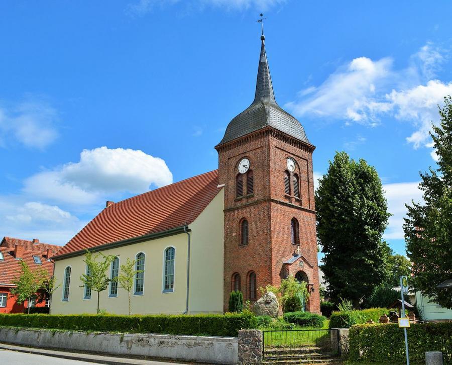 Dorfkirche Kleßen