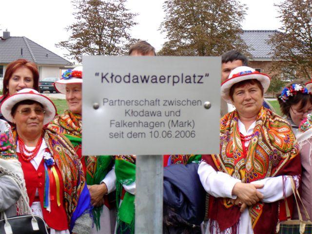 Klodawaer Platz