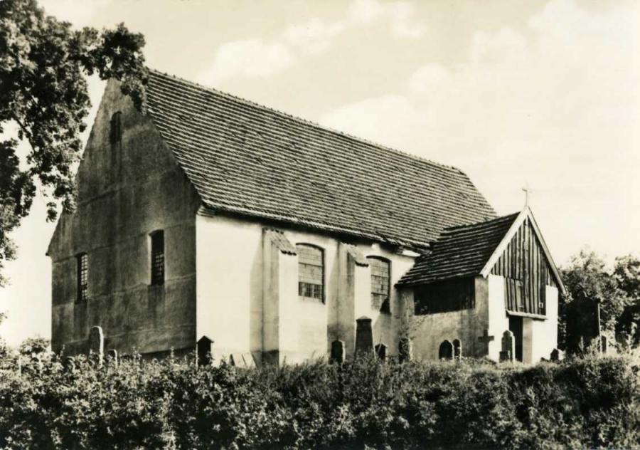 Kloster auf Hiddensee
