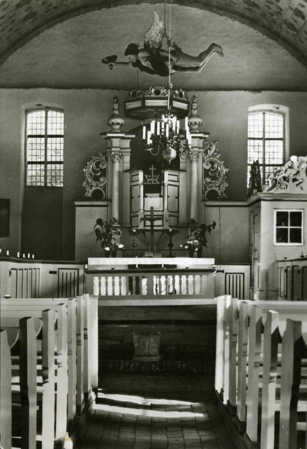 Kloster auf Hiddensee Inselkirche
