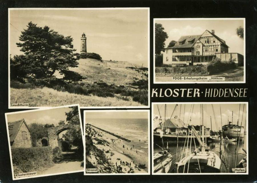 Kloster - Hiddensee 1966