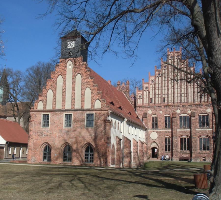 Klosteranlage Zinna