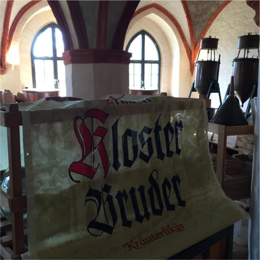 Klosterdestillerie -Klosterbruder