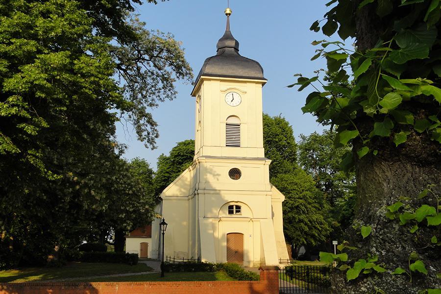 Kirche Klosterfelde_Foto: Gemeinde Wandltz