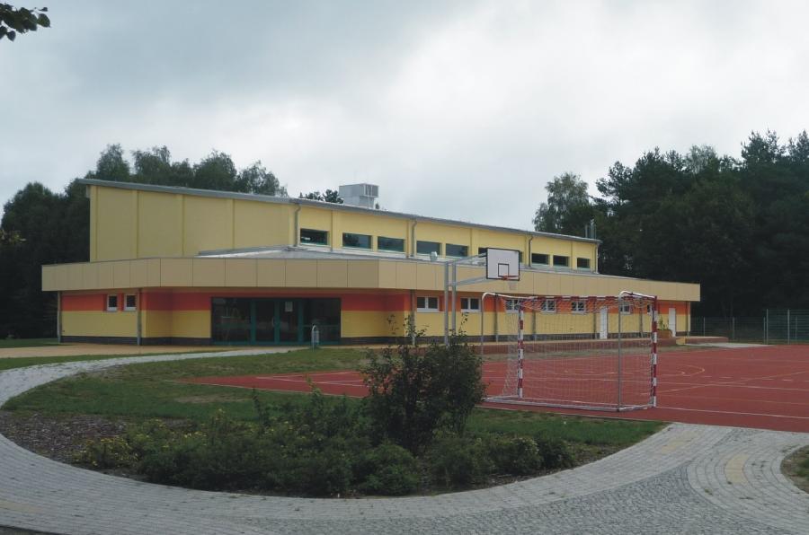 Klosterfelde Sport- und Mehrzweckhalle, Foto: Gemeinde Wandlitz