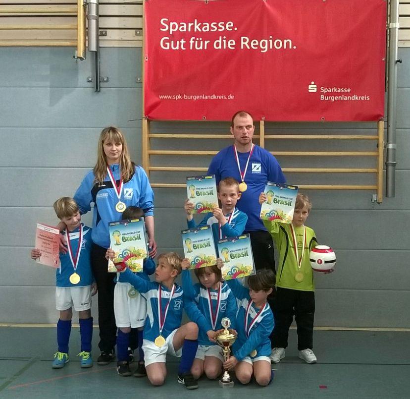 Hallkreismeister G-Junioren 2014