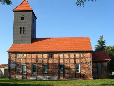 Dorfkirche Knoblauch