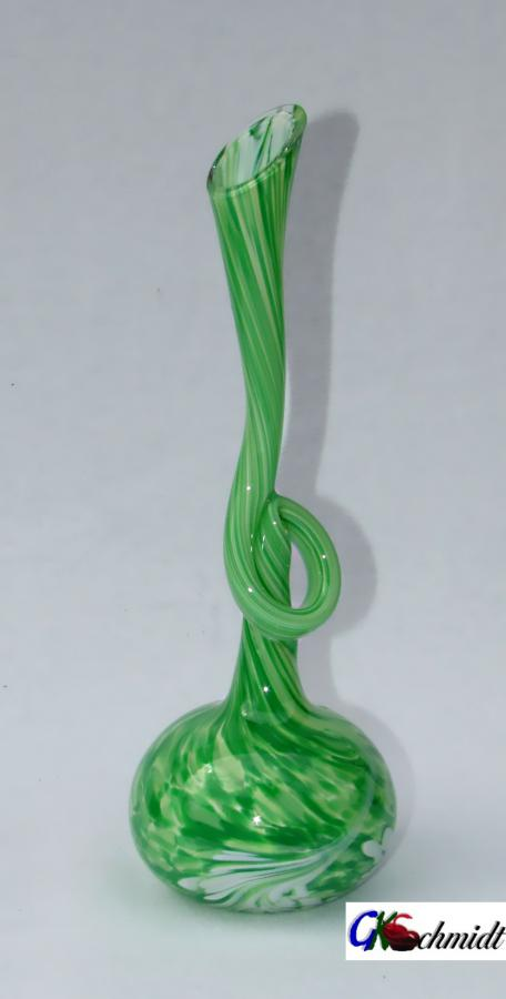 Knotenvase Grünmischung
