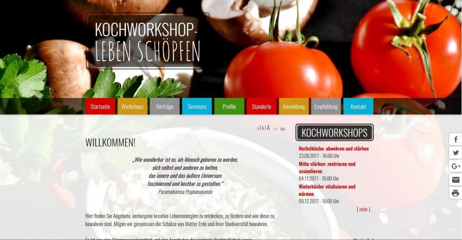 Kochworkshop