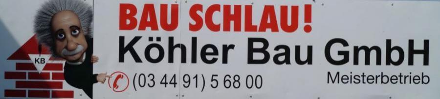 Sponsor Köhler Bau