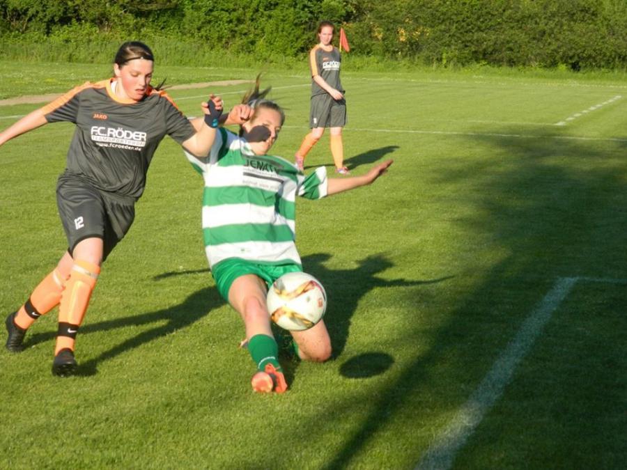 Beste Torschützin KL Frauen: Paula Lewald(FC RSK Freyburg)