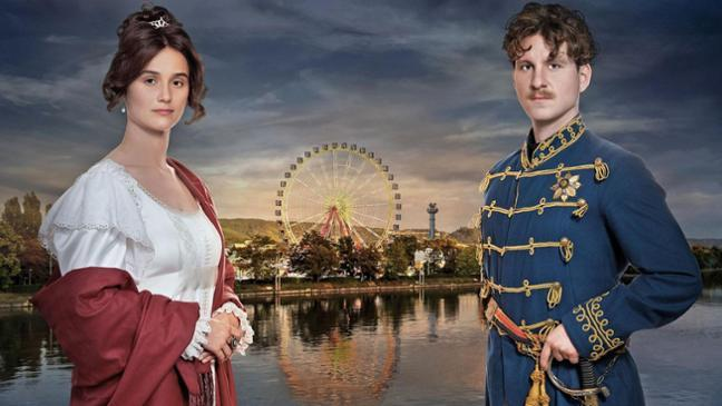 König Wilhelm I und Königin Katharina