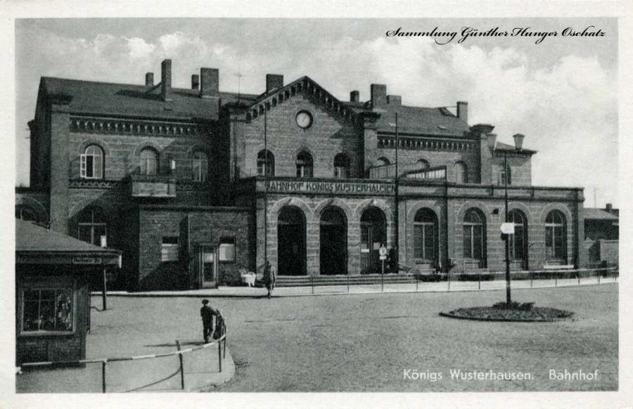 Königs Wusterhausen Bahnhof