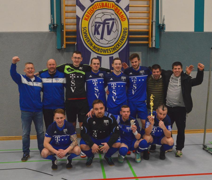 Aufsteiger in die Masterliga: TSV Schwerin